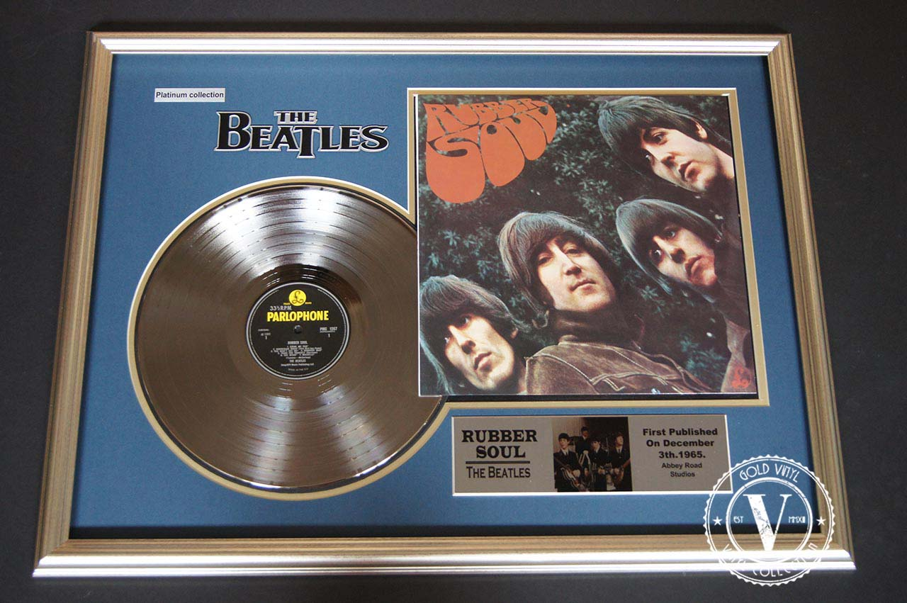 album review of the beatles rubber soul Find great deals on ebay for the beatles rubber soul album shop with confidence.