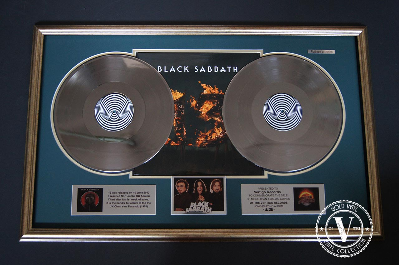 Black Sabbath — 13