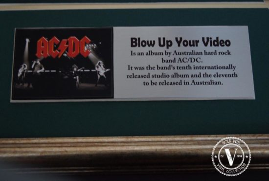 Ac/Dc — Blow Up Your Video
