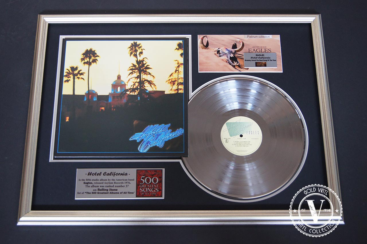 Eagles — Hotel California