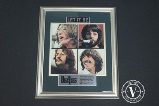 The Beatles — Let It Be ( Авторская работа )