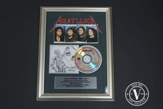 Metallica — …And Justice for All ( CD )