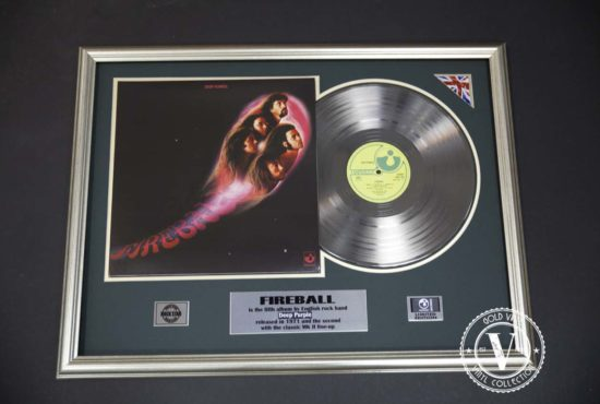 Deep Purple — Fireball