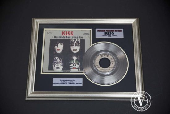 KISS -Dynasty ( Single ) Vinyl