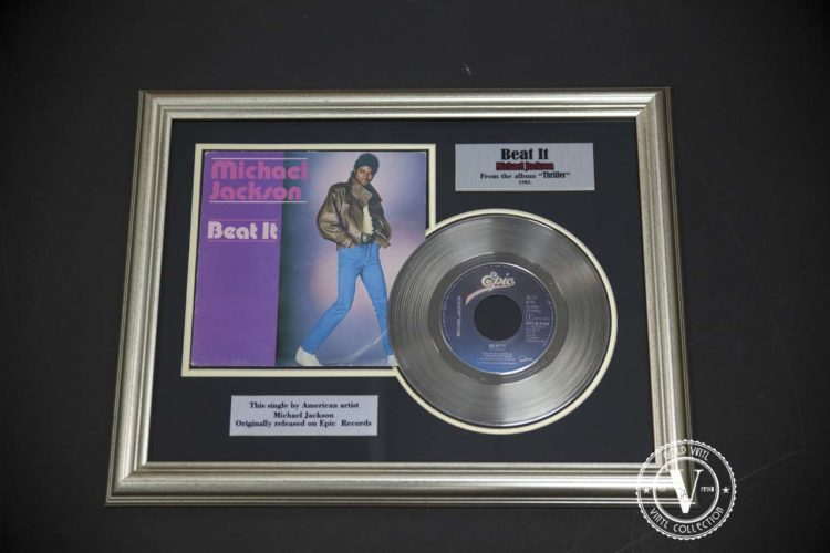 Michael Jackson - Beat It ( Single )