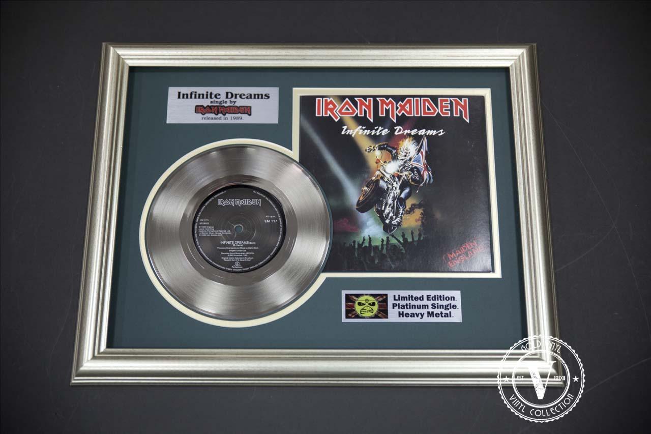 Iron Maiden - Infinite Dreams ( Single )