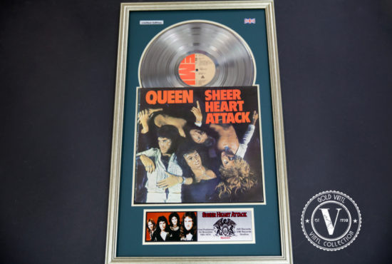 Queen — Sheer Heart Attack