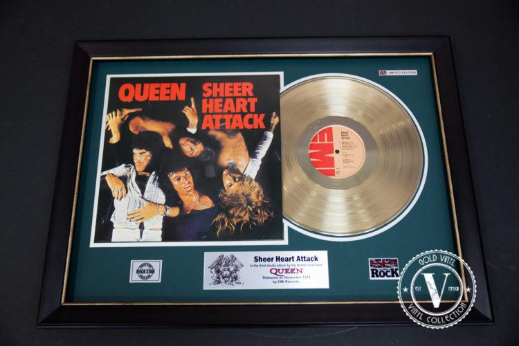 Queen — Sheer Heart Attack