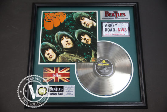 The Beatles — Rubber Soul