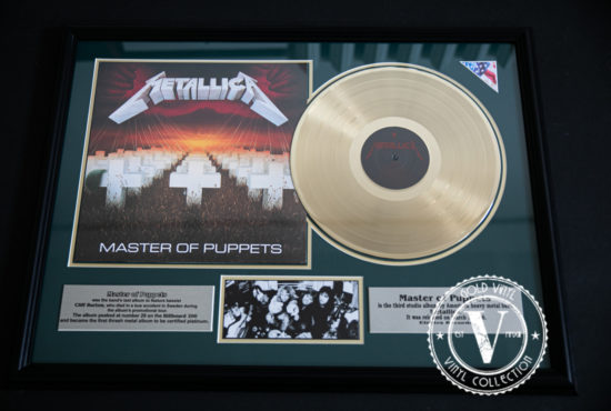 Metallica — Master of Puppets