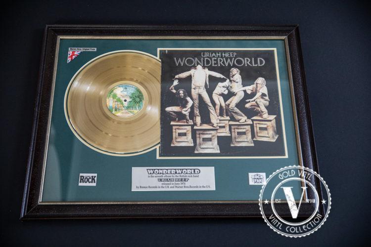 Uriah Heep — Wonderworld