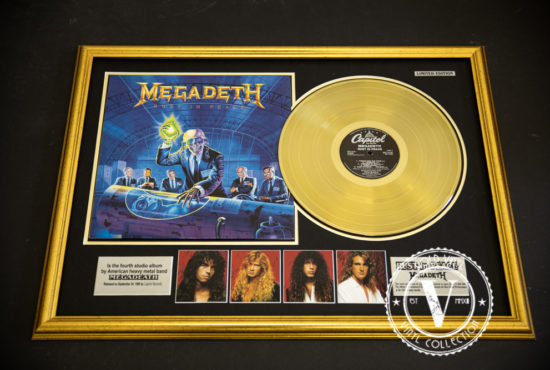 Megadeth — Rust in Peace