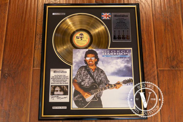 George Harrison — Cloud Nine