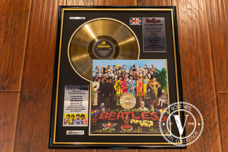The Beatles — Sgt. Pepper's Lonely Hearts Club Band