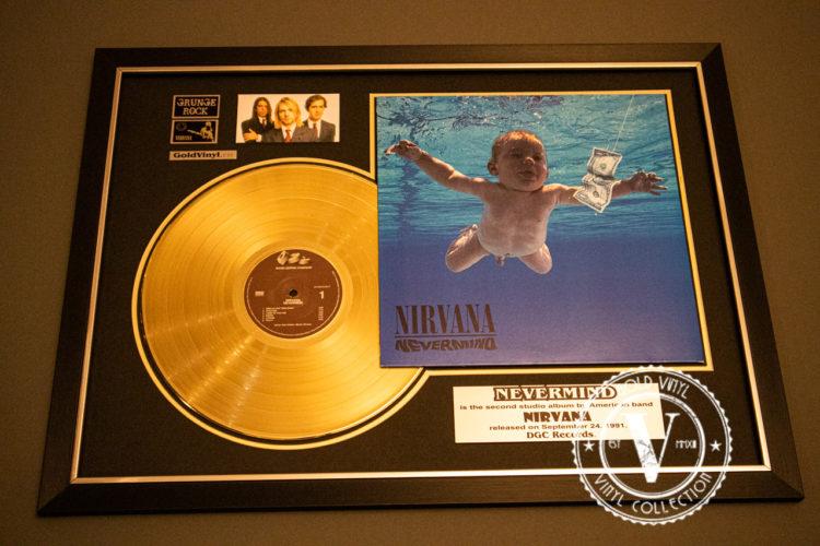 Nirvana — Nevermind