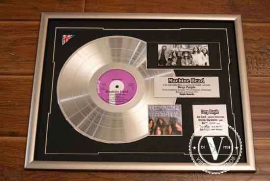Deep Purple — Machine Head ( реплика )