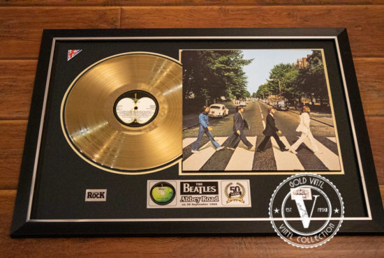 The Beatles — Abbey Road
