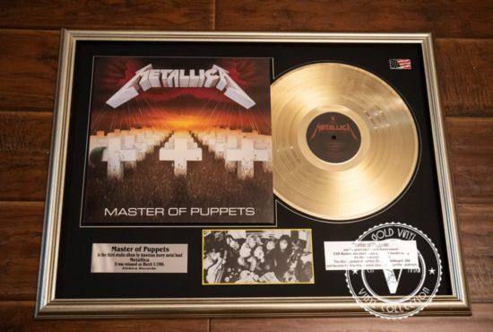 Metallica — Master of Puppets