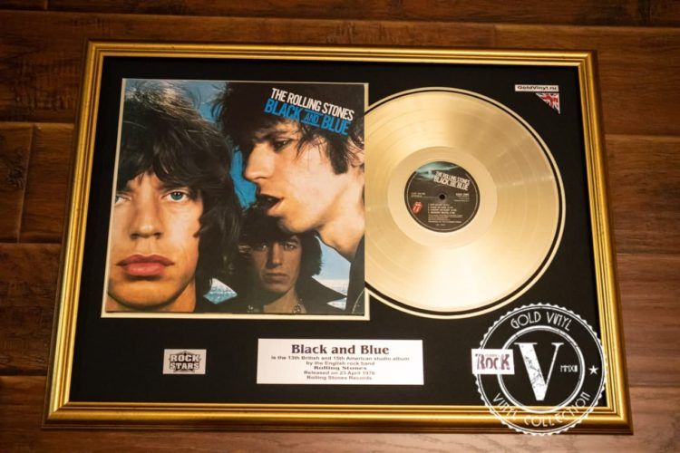 The Rolling Stones — Black and Blue