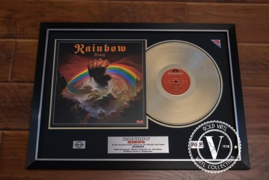 Rainbow — Rising